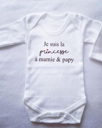 Image de Body princesse prince de
