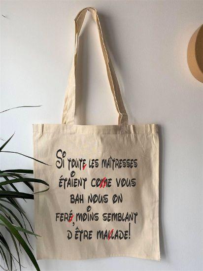 Image de Tote Bag dictée