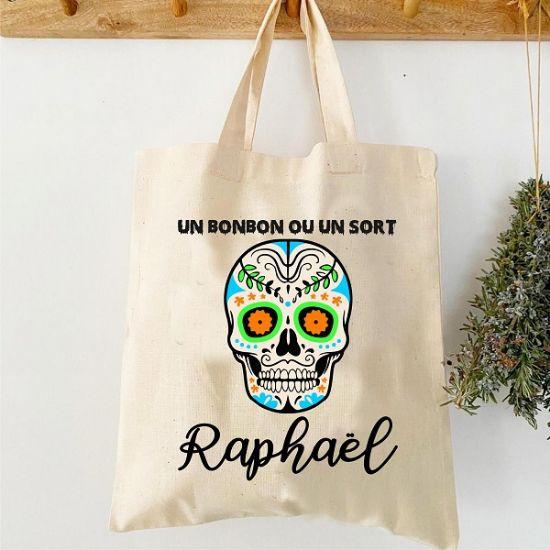 """Image de Sac Halloween """"Mexique"""""""